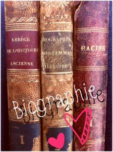 Biographe Caroline DEBY