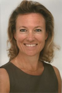 Caroline Deby Biographe