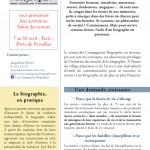COMMUNIQUE DE PRESSE COMPAGNONS BIOGRAPHES SALON DES SENIORS16 P1